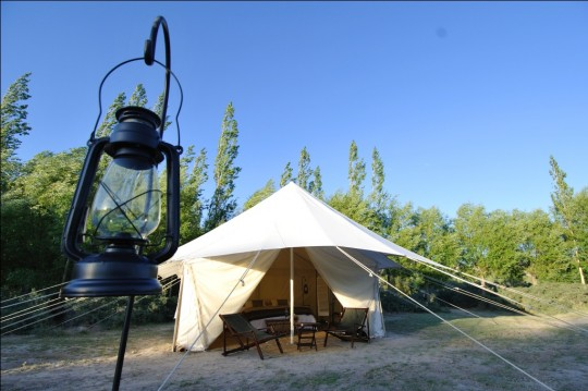 Glamping in Asia