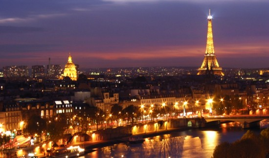 Paris – The City of Light