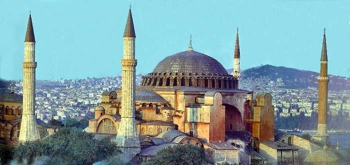 Turkey – A country where two continents meet