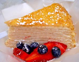 Layered Crepe Cake