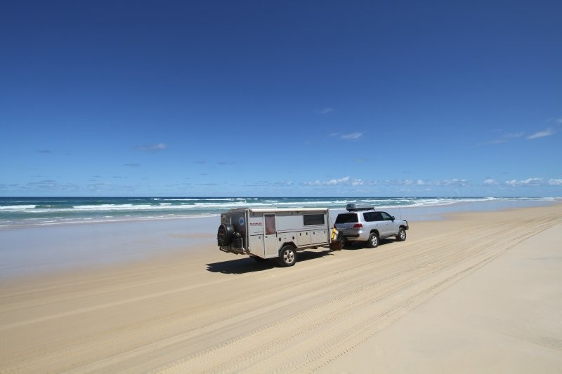 10 Top Beach Camping Spots in Australia