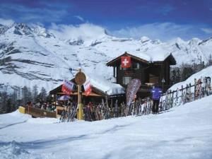 Zermatt Ski Resort, Switzerland