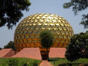 Ashram of Pondicherry - Auroville