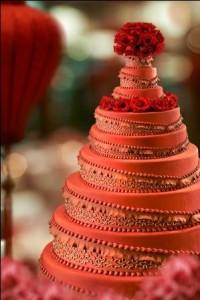 Mandarin Oriental, Kuala Lumpur - Wedding Cake