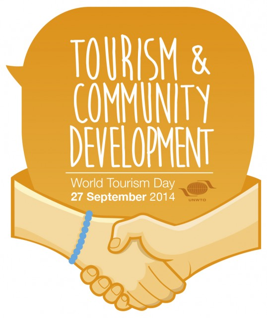 World Tourism Day 2014 – Tourism and Community Development
