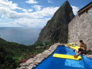 Ladera, St Lucia, West Indies