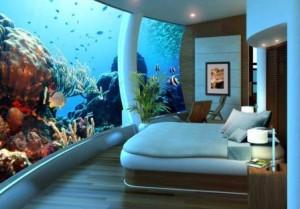 The Poseidon Undersea Resort, Fiji