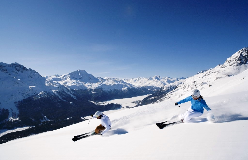 St Moritz – The playground of the affluent