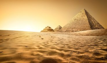 Journey to the Pyramids